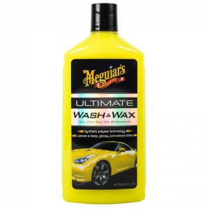 Shampoo com Cera Ultimate Wash e Wax 473ml Meguiars