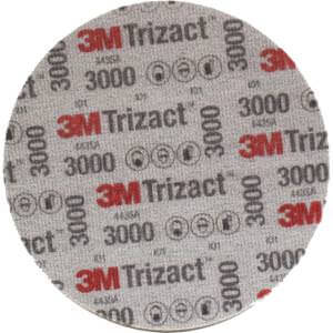 Disco Trizact P3000 152mm 6 Pol PN02085 3M