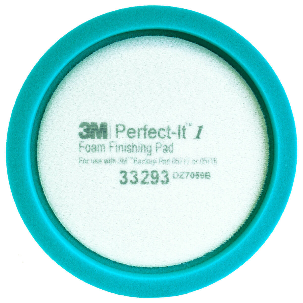 Boina de Espuma Verde Perfect-it 8 Pol PN33293 3M