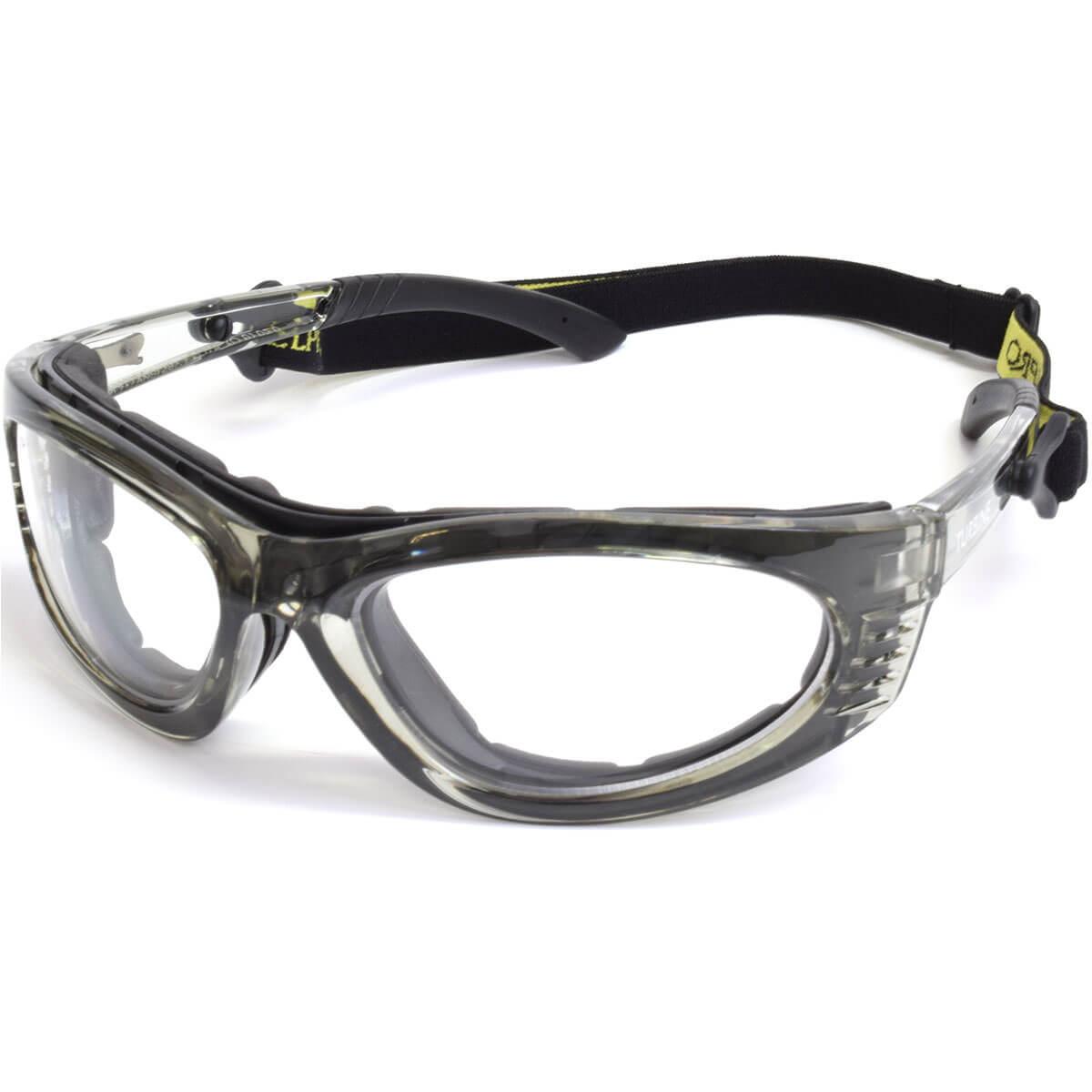 b3413d025daaa Óculos de Segurança Lente Incolor Turbine Steelpro VIC58110 Vicsa