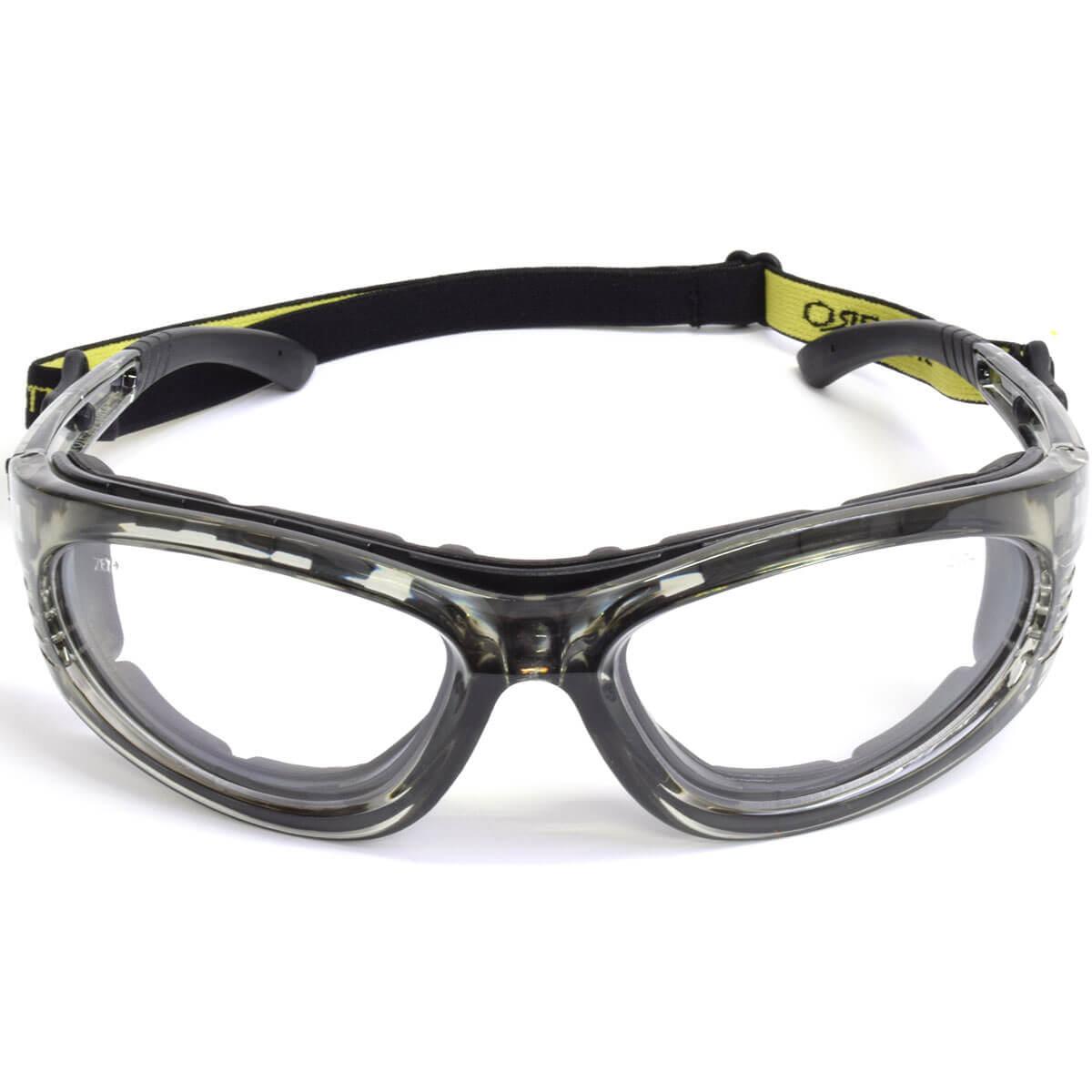 befeb7fdc7e0d Óculos de Segurança Lente Incolor Turbine Steelpro VIC58110 Vicsa