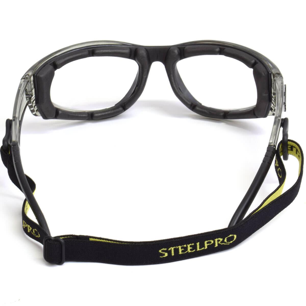 a213f675c98ac Óculos de Segurança Lente Incolor Turbine Steelpro VIC58110 Vicsa