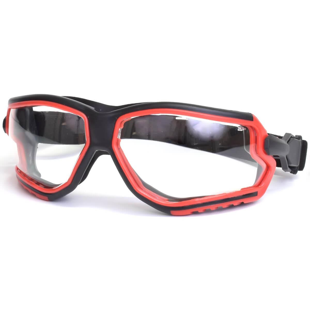 Óculos de Segurança Lente Incolor Predador VIC52310 Vicsa 771995a07a
