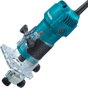 Tupia Manual Laminadora 1/4 Pol 530W 3709 Makita