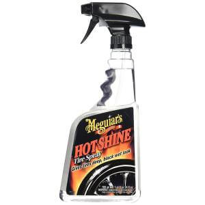 Brilha Pneu Hot Shine Tire Spray G12024 710ml Meguiar's