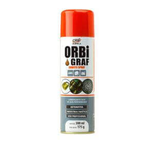 Grafite Spray 300ml Orbi Quimica
