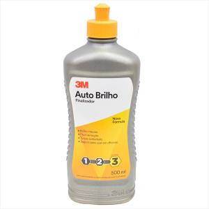Auto Brilho Finalizador New 500ml 3M