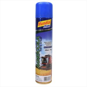 Tinta Spray Agrícola 400ml Azul Ford 8197azfd Mundial