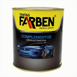 Emborrachamento Automotivo Preto 900ml Farben