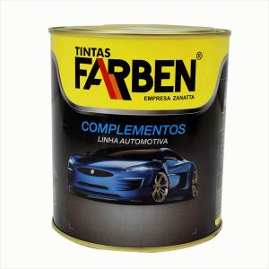 Massa Rápida Automotiva Cinza 900ml Farben