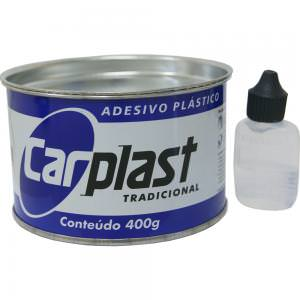 Cola Plástica 400g - Carplast
