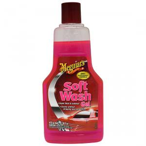 Shampoo Lava Auto Soft Wash Gel A2516 473ml Meguiars